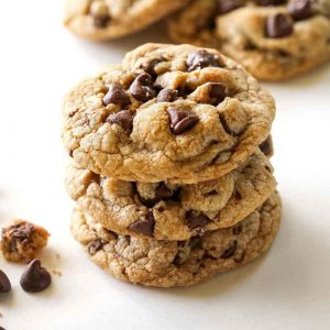 Chocolate Butter Cookies