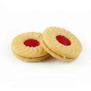 Jam Cream Cookies